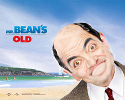 Mr. Bean is Old by BlastShieldBuddy