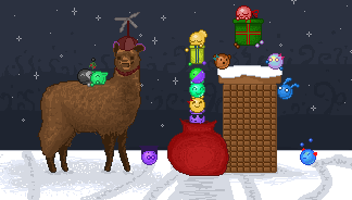 Secret Santa present for Colorcatcher by KimRaiFan