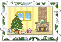2014 Emote Advent Calendar Entry, 25th of December by KimRaiFan