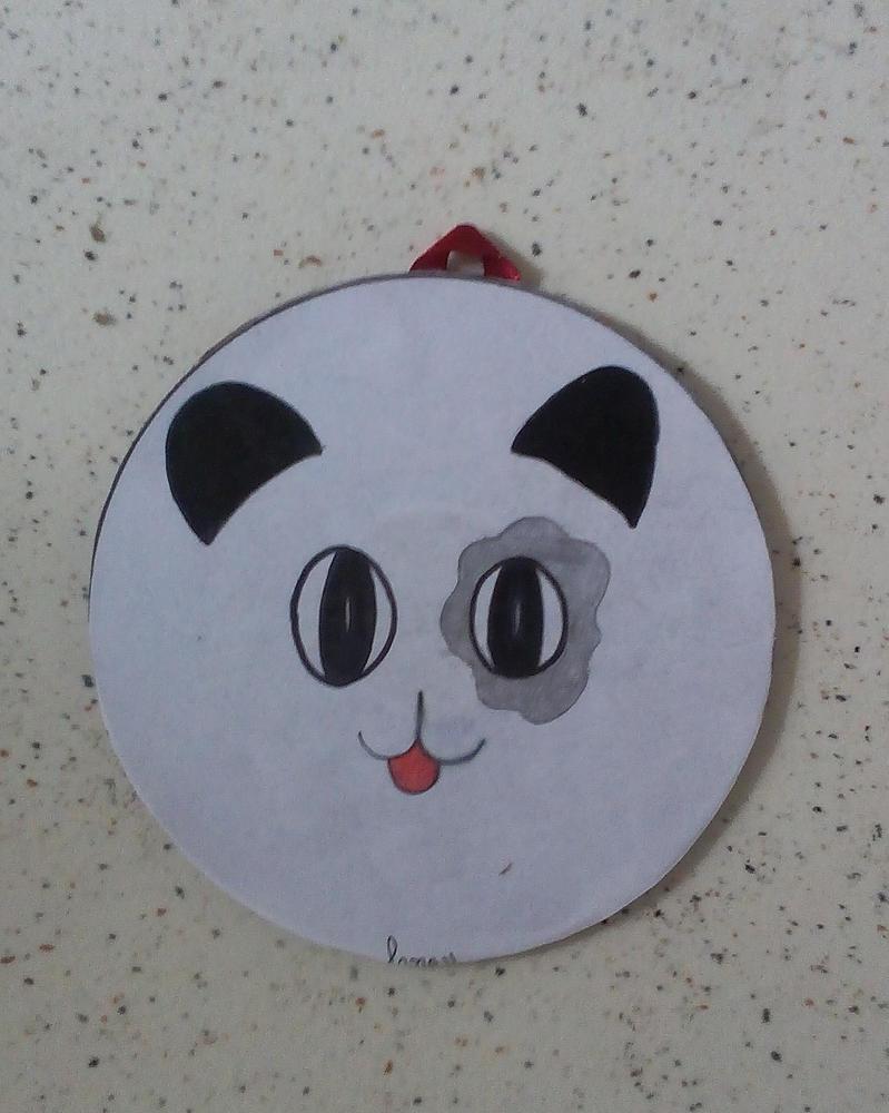 quadrinho panda by Lonexpress