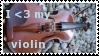 I love my violin by kayla-silvercat