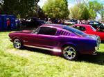 66 Mustang