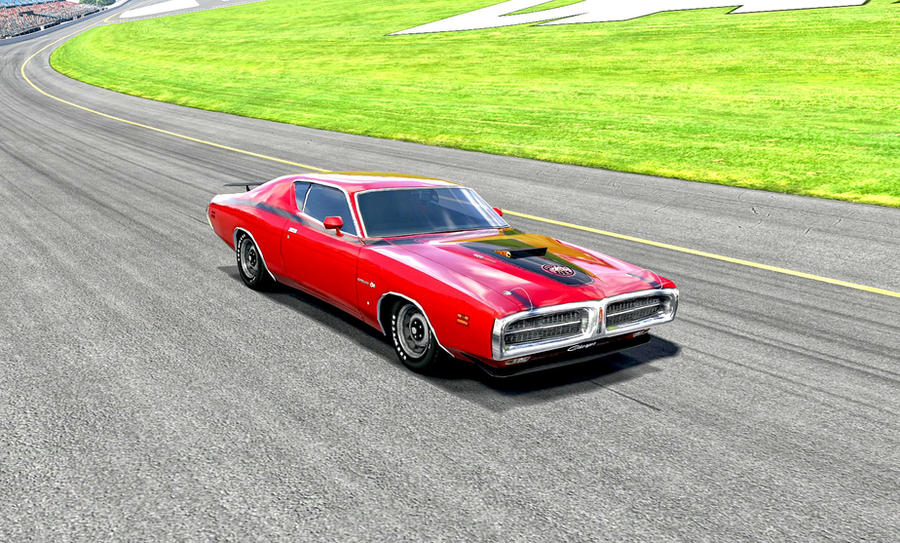 Dodge Charger Super Bee 426 Hemi 1971 Gt5 2 By Whendt On Deviantart