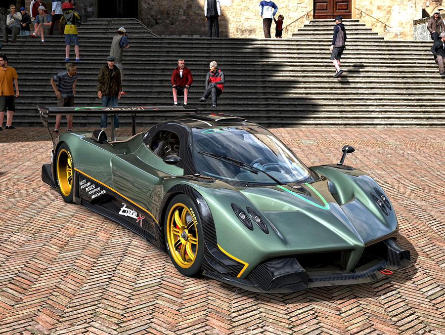 Pagani Zonda R 09 GT5 5 by whendt on DeviantArt