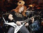 Dave Mustaine Photo Mosaic