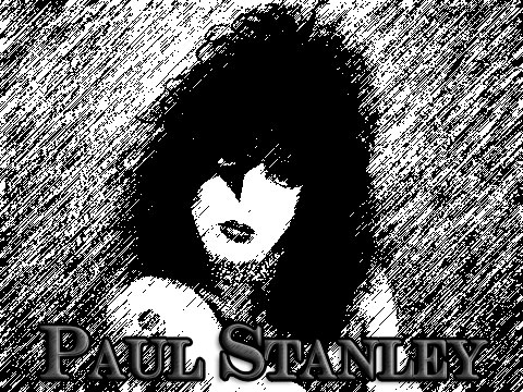 Paul Stanley by whendt