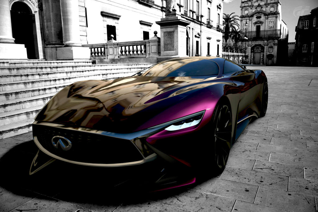 Infinity Concept Vision Gran Turismo 6 by whendt