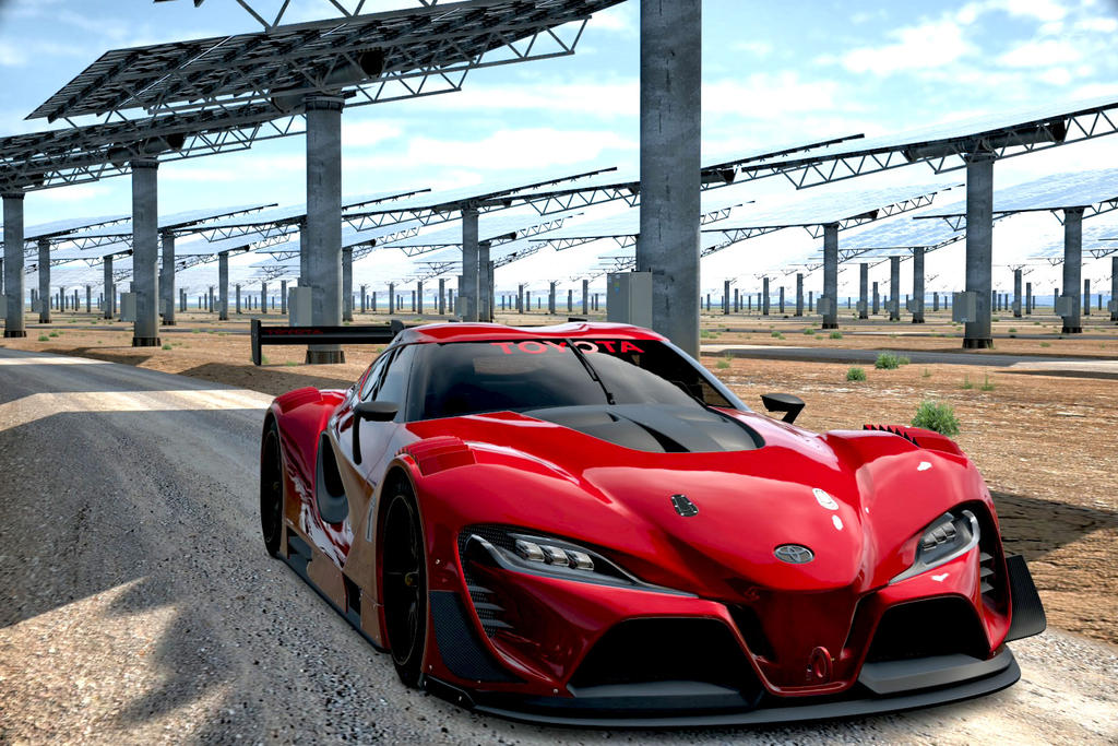 Toyota FT1 GT6 by whendt