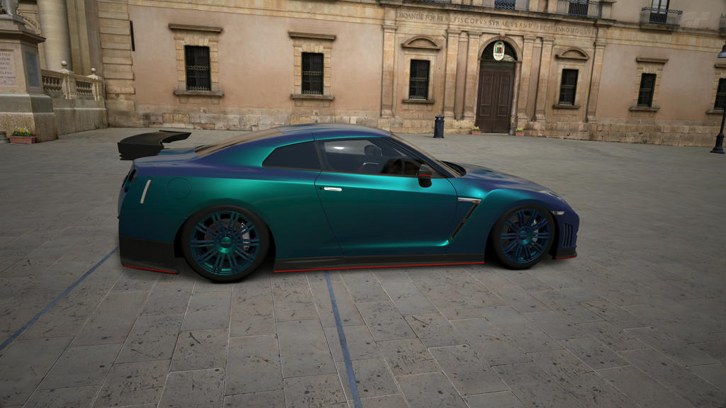 Nissan GT-R NISMO '14 by whendt