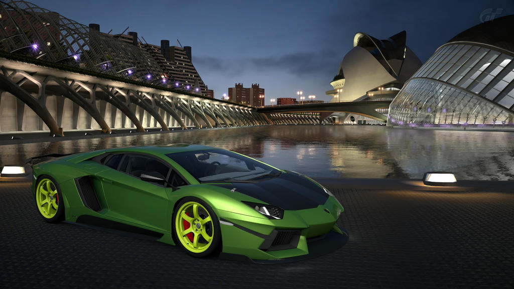 Lamborghini Aventador LP 700-4 '11 by whendt