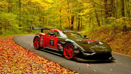 My Aston Martin Vulcan livery design by whendt