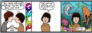 Beatles: Comicstrip 03