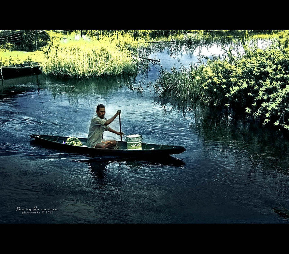 Lets go fishing by perigunawan on deviantart for Lets go fishing