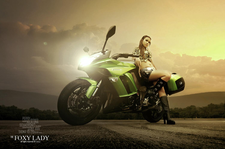 Foxy lady 11