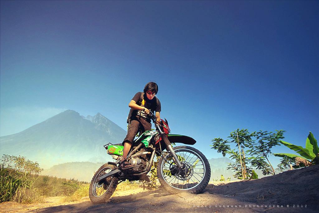 Mount Merapi Trailer by perigunawan