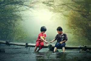 Fun Time In Our Secret Neverland by perigunawan