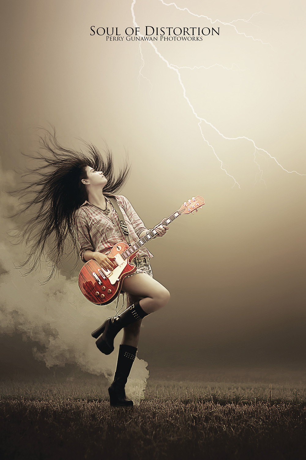Soul Of Distortion by perigunawan