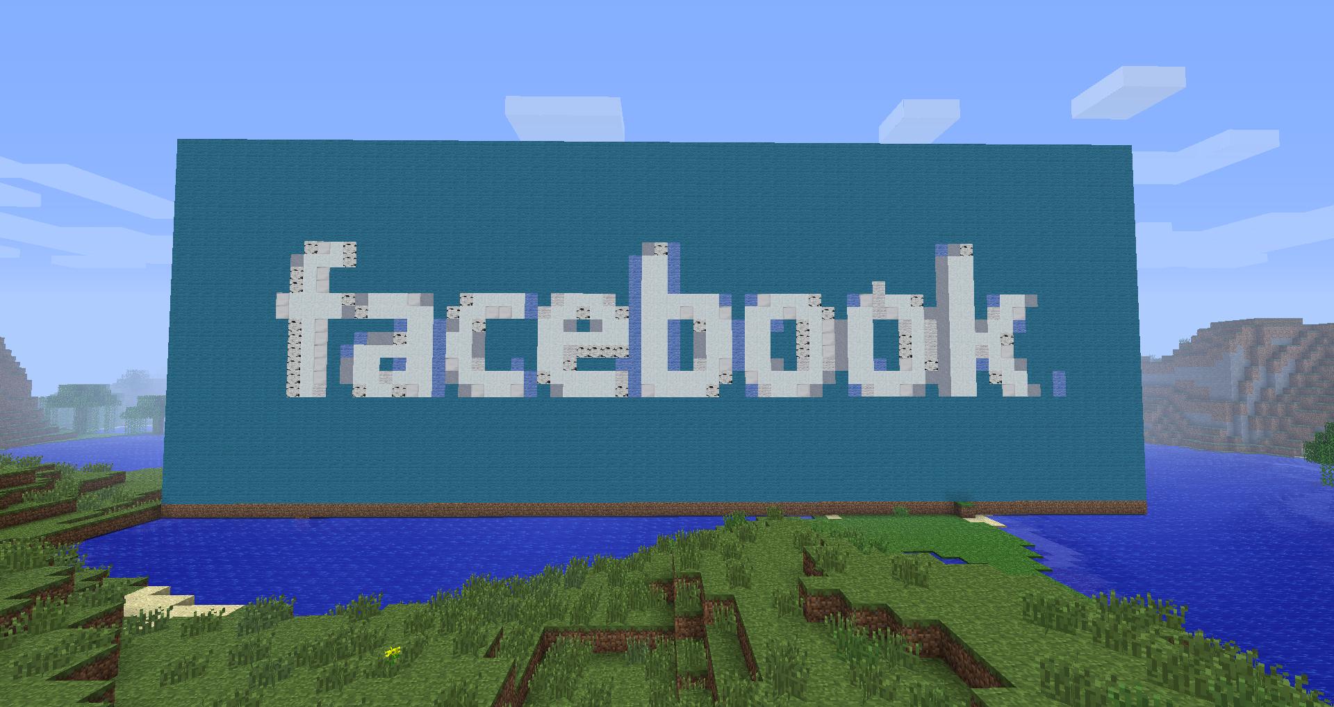 Minecraft Facebook