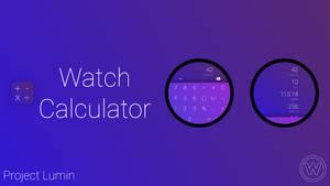Watch Calculator