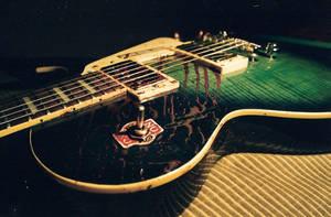 Bloody Sunday: The guitar. by jesushero