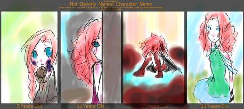 Clara Character Meme by UchihaKurai0oa