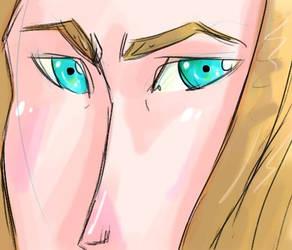 Wren Tigarian: Eyes by UchihaKurai0oa