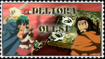 Deltora Quest Stamp by Geellick