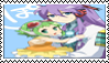 Gumi y Gakupo BROTHERS Stamp by Geellick