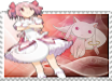 Madoka Stamp by Geellick