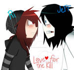 Love for the Kill