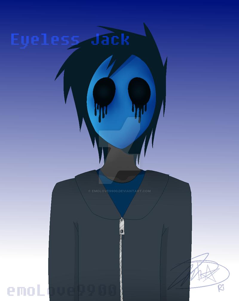Eyeless Jack by emoLove9900
