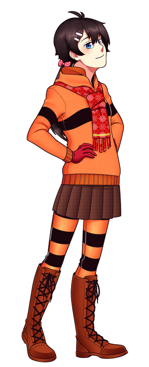 Contest Entry : Sienna