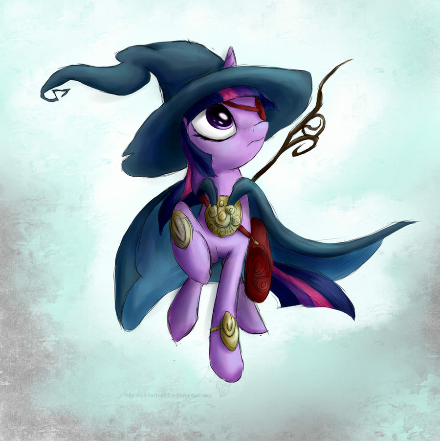 Twi Mage by rule1of1coldfire