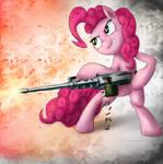 Pinkie browning m2