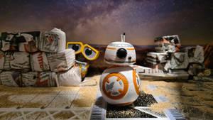 BB-8  WALL-E / Star Wars - Disney ( Funko Pop )