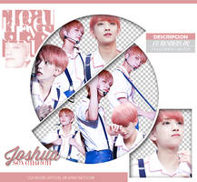 #065 | Pack Png | Joshua| Seventeen by jellycxt