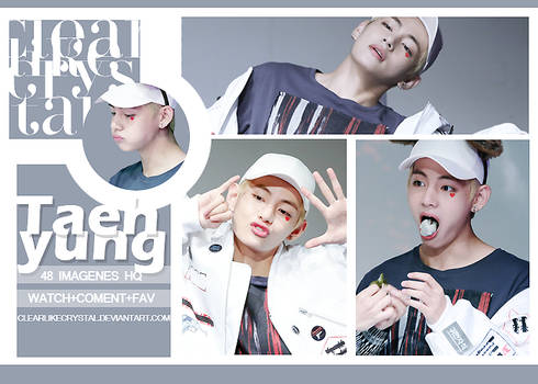 #015 Photopack | Taehyung | BTS