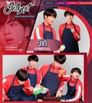 #105 | Pack PNG | Jin |BTS