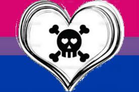 My bi flag by RedTheReble