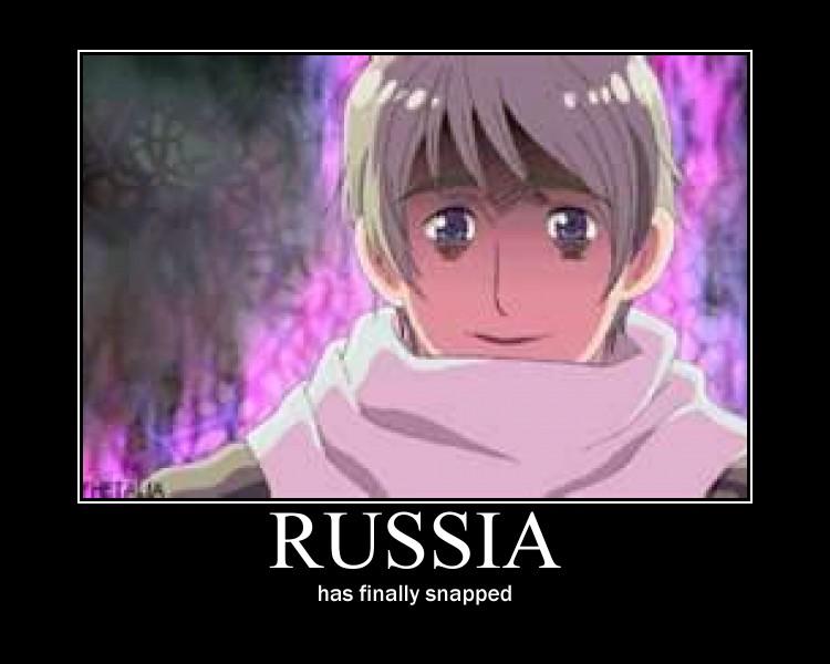 Russia by Zinxeon