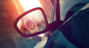 Kaiju Attack Scene 2 by Fluoxyd
