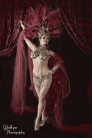 Vintage Showgirl 2 by SkipM