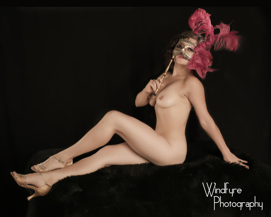 Vintage Nude #11 by SkipM