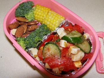 Garden Salad by LadySiha