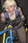 Gears of War 3 Anya Stroud Cosplay