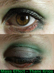 Thane Krios Eye Make-Up