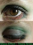 Thane Krios Eye Make-Up by LadySiha