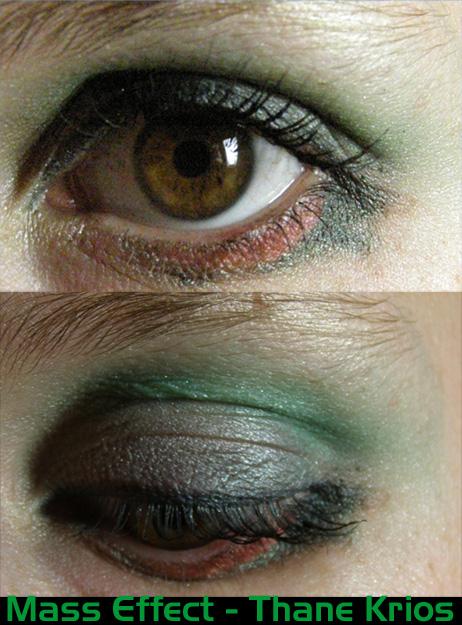 Thane Krios Eye Make-Up