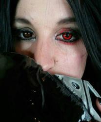 Borderlands Zer0 Genderswap - Make-up Close-up