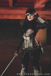 Zer0 Genderswap - Assassins Never Die!